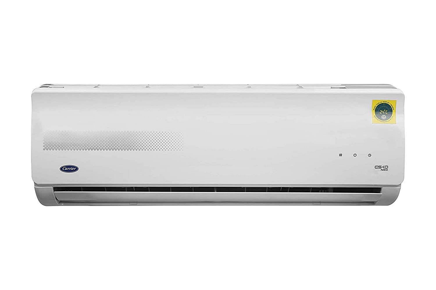 Carrier 1.5 Ton 3 Star Split AC (Copper CAS18EK3R30F0 ESKO NEO SPLIT AC White)