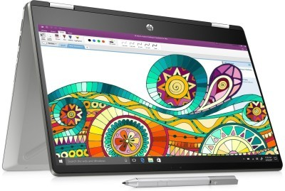 HP Pavilion x360 Core i3 8th Gen Laptop Price In India